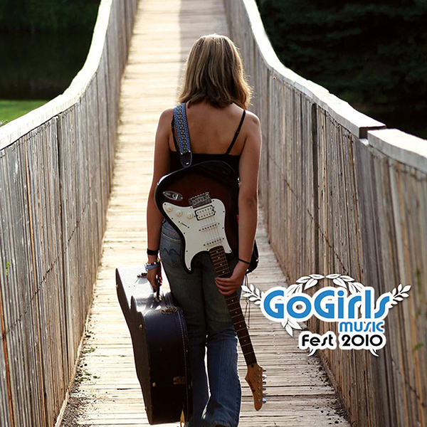 Compilation GoGirls MusicFest 2010