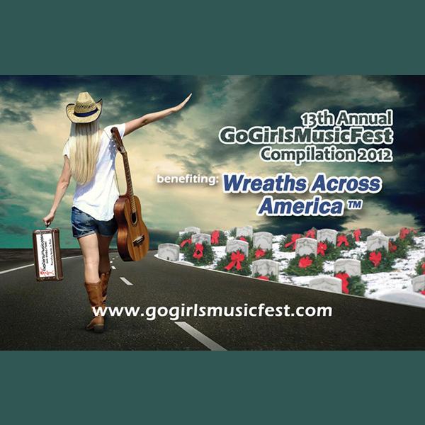 Compilation GoGirls MusicFest 2012