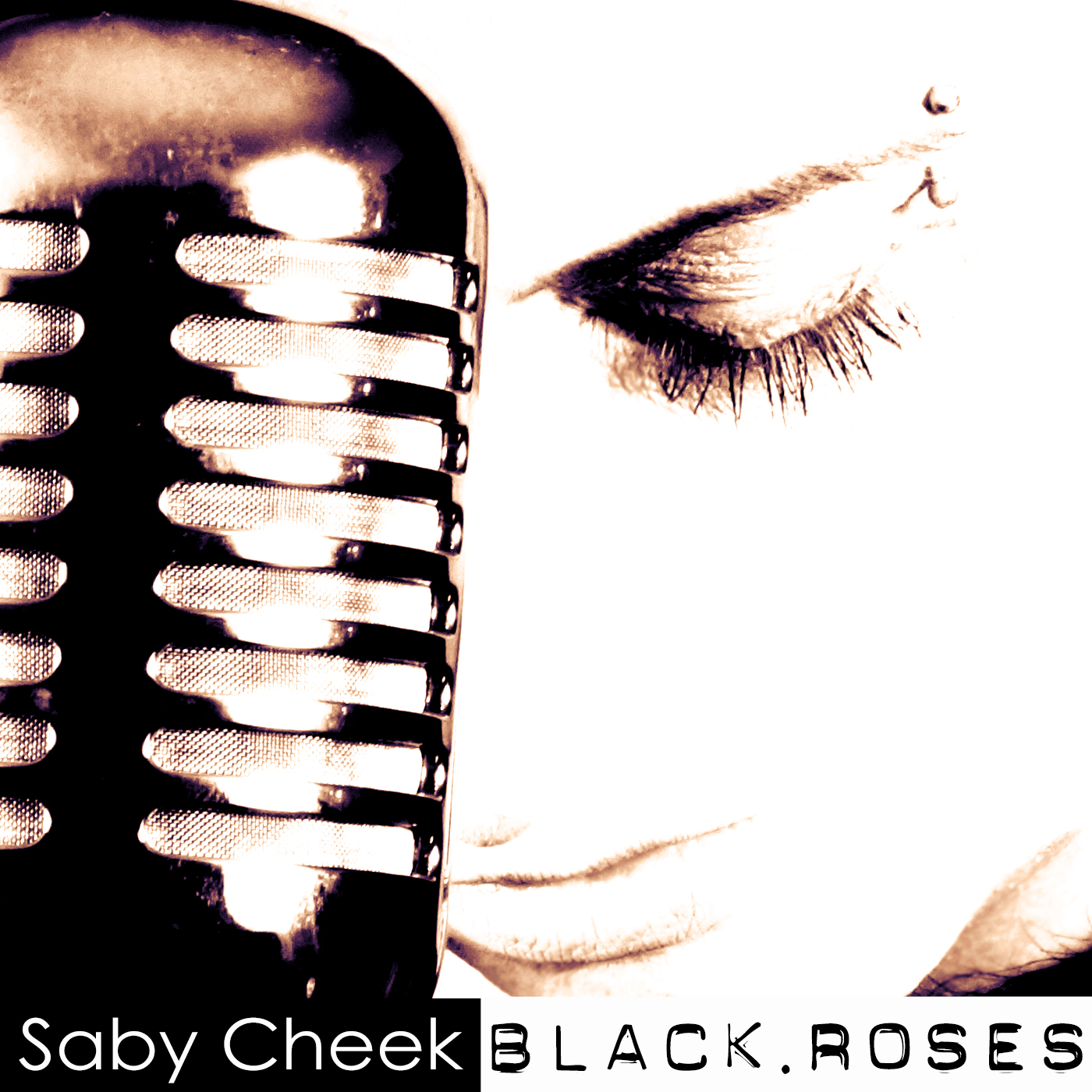 Black Roses by Saby Cheek